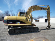 Caterpillar 315CL Excavator