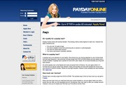 Leading Provider Of Payday Cash Loans
