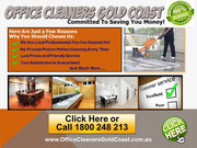 Office Cleaners Gold Coast 1800 248 213