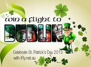 Win a Flight to Dublin -Visit Dublin with iFly