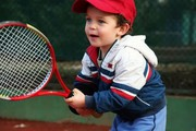 'Tennis For Kids' Service Business At Childcare Centres.