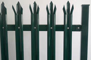 Palisade fencing - security wire fence with