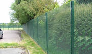358 high security welded mesh fencing - 2D &  3D security fence