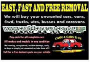Car Removal & cash for cars Services (Brisbane,  Ipswich & Gold Coast)
