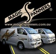 Experts Mobile Mechanics in Gold Coast - Magic Spanners