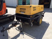 Diesel mobile air compressor 130 cfm