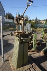 20-14-8001-2120314 Chain mortiser HAFFNER  (used)