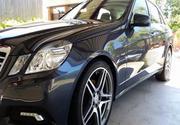 Mercedes-benz E-class 54507 miles
