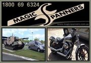 Mobile Mechanic Services in Gold Coast  - Magic Spanners