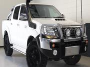 toyota hilux 2013 Toyota Hilux SR5 Auto 4x4 MY14