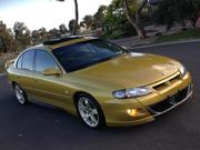2001 Holden 2001 Holden Special Vehicles Clubsport R8 Auto