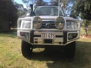 2003 toyota 2003 Toyota Landcruiser Sahara Auto 4x4