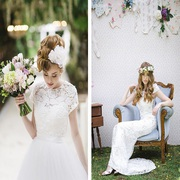Provides elegant and beautiful Chic wedding flowers in Gold Coast