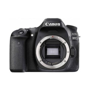 Canon EOS 80D 24.2MP Digital SLR Camera 6565
