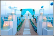 Offering Extraordinary Romantic Beach Weddings & Elopement packages
