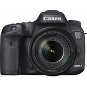Canon - EOS 7D Mark II DSLR Camera with EF-S 18-135mm IS USM