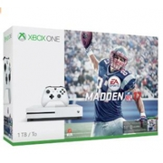 Xbox One S 1TB Console - Madden NFL 17