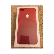 Apple iPhone 7 Plus RED 128GB Unlocked Phone tyty