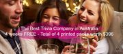 Trivia Packages Australia - Trivia Company Hope Island