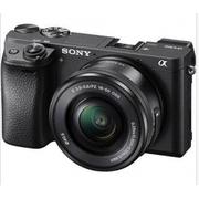 Sony a6300 Mirrorless Digital Camera + 16-50mm Lens
