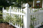 Get PVC Fence Installed Professionally   PVC Fence
