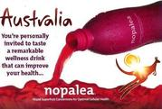 Drink Nopalea Is Coming To Australia