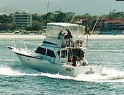 Striker Boats 38foot sport fisher